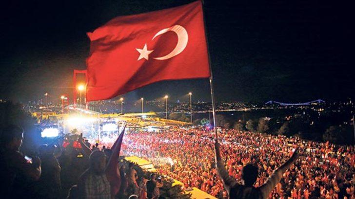 Türk milləti 15 iyul - Demokratiya və Milli Birlik Gününü belə qeyd edəcək