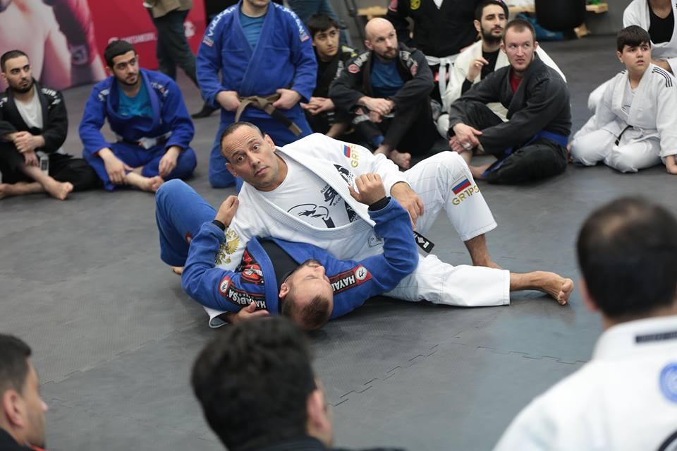 Bakıda Braziliya Ciu-Citsu üzrə beynəlxalq seminar təşkil olundu -