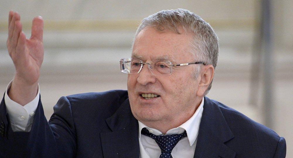 """Ərdoğan mənə NATO-dan çıxmağa hazır olduqlarını dedi"""" – Vladimir Jirinovski"""