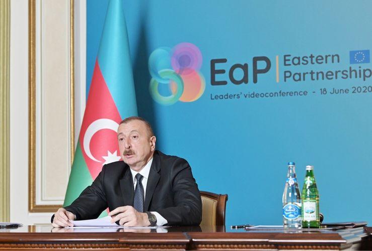 """Prezident İlham Əliyevdən Paşinyana sərt cavab: """"Belə məsələlərdən ..."""