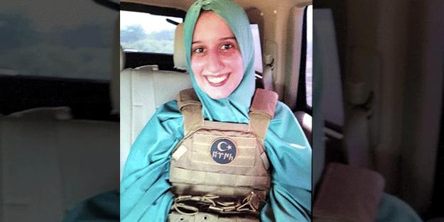 """Türk kəşfiyyatının Somalidə əsirlikdən azad etdiyi italyan qız İslam dinini qəbul etdiyini açıqladı : """"Quran oxuduqdan sonra..."""""""