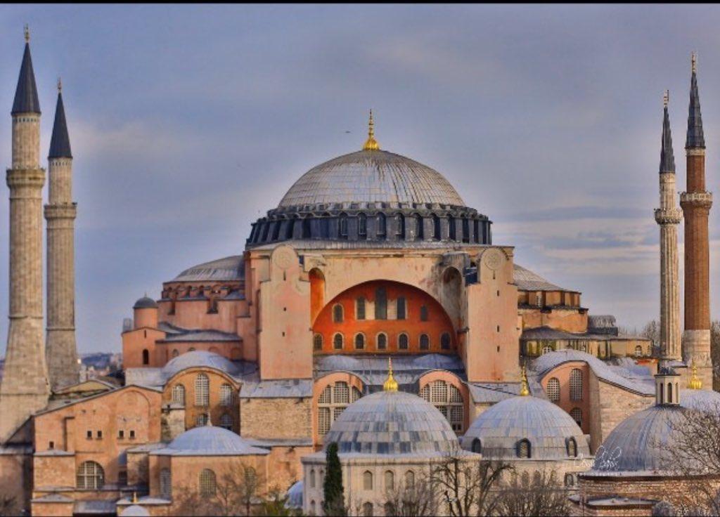 Son dəqiqə: Ayasofyanın muzey statusu ləğv olundu – İbadətə açılır – Rəsmi qərar