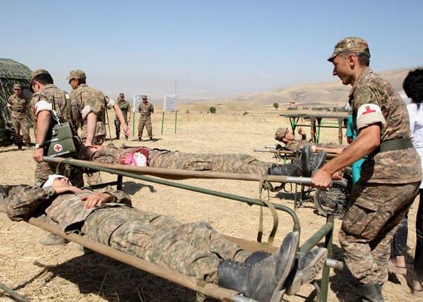 Ermənistan ordusunun zabitləri məhv edildi – Düşmən rəsmən açıqladı