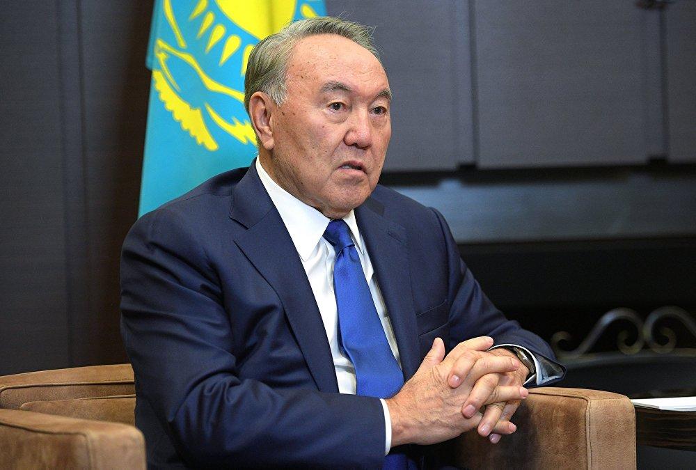 Qazaxıstana 30 il rəhbərlik edən Nazarbayev istefa verdi