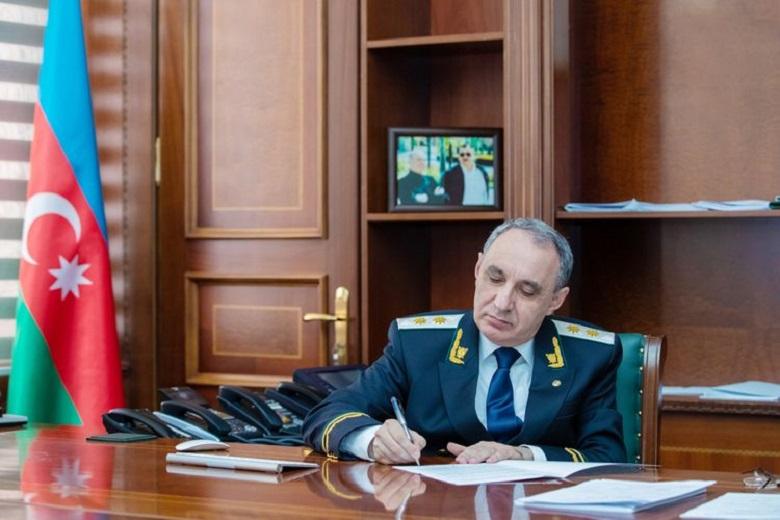 Kamran Əliyev daha 4 rayona yeni prokuror təyin etdi