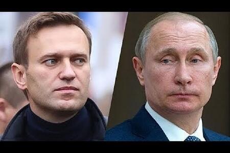 Navalnı Putini hədəfə gətirdi: