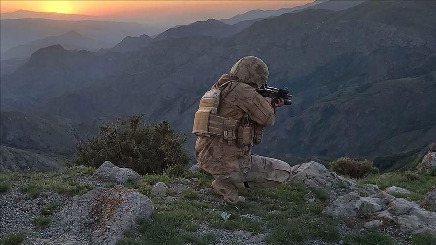 """PKK-ya qarşı yeni antiterror əməliyyatı - """"İldırım-3 Ağrı dağı"""" başladı"""